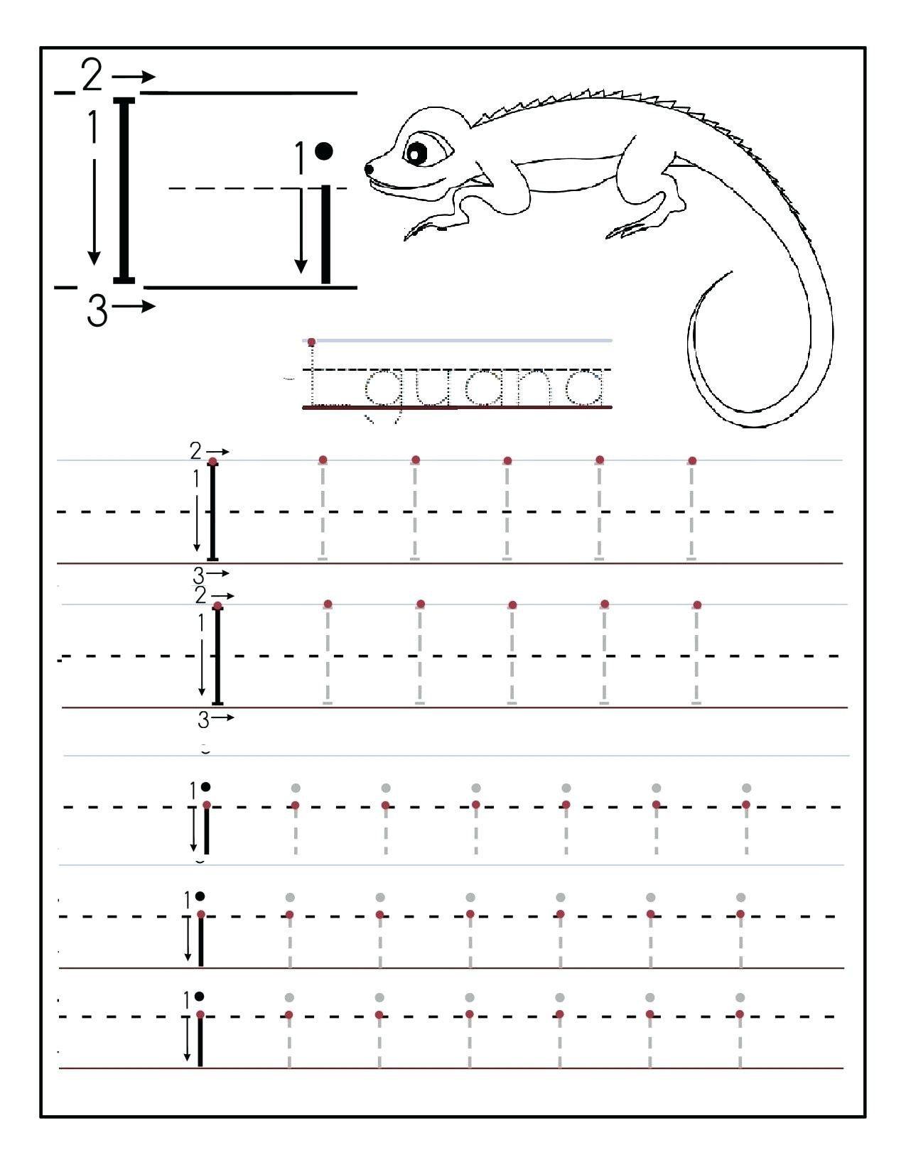 Alphabet Tracing Worksheet Images En