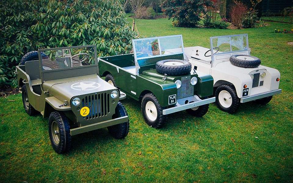 The Diy Mini Landrovers We Would Have Died For Growing Up Pedal