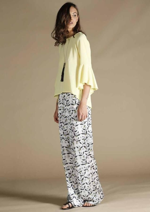 Blusa блуза 121 GIALLO, 318 FRAGOLA, 509 BLU, 911 NERO, 916 BIANCO, - CARDO   Одежда для женщин