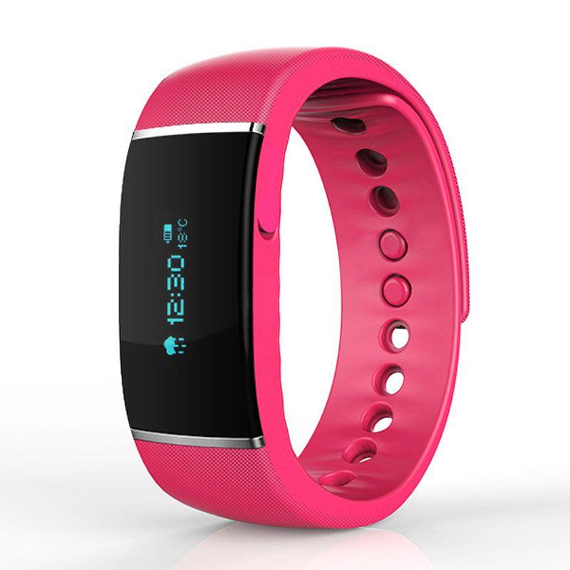 Wonlex Fitness GPS Tracker E07 Smart band, Smart