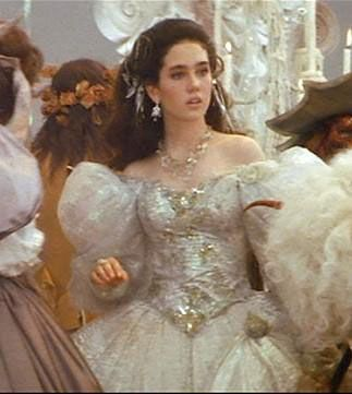 Sarahs Ballgown In Labyrinth 3 Ever So Slightly Ott But It Gets