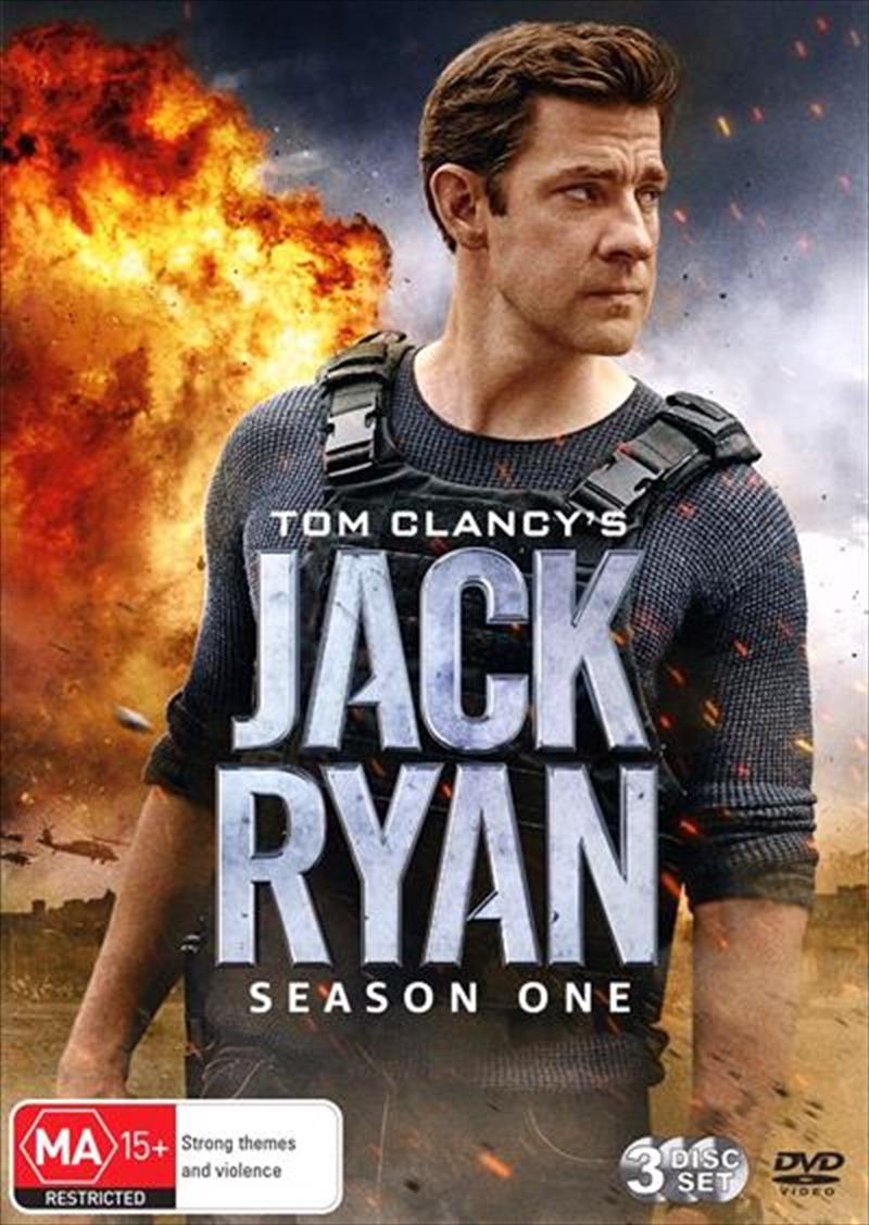 Tom Clancy S Jack Ryan Season 1 Jack Ryan Movies Jack Ryan Series Jack Ryan Tv Series