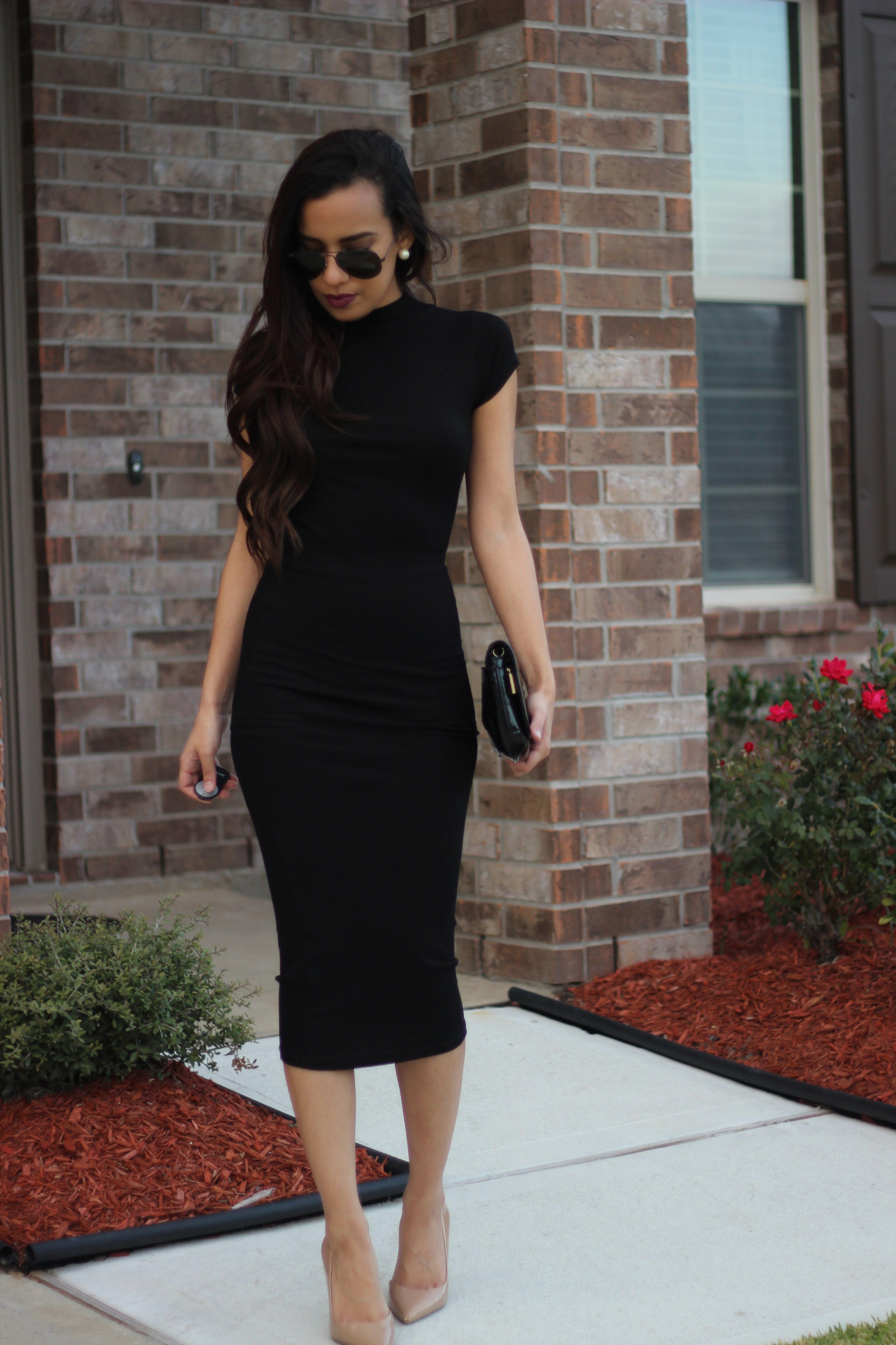 New Online Boutique Based In Houston Tx Truth Or Flares Black Dresses Classy Black Dress Classy Dress [ 5184 x 3456 Pixel ]