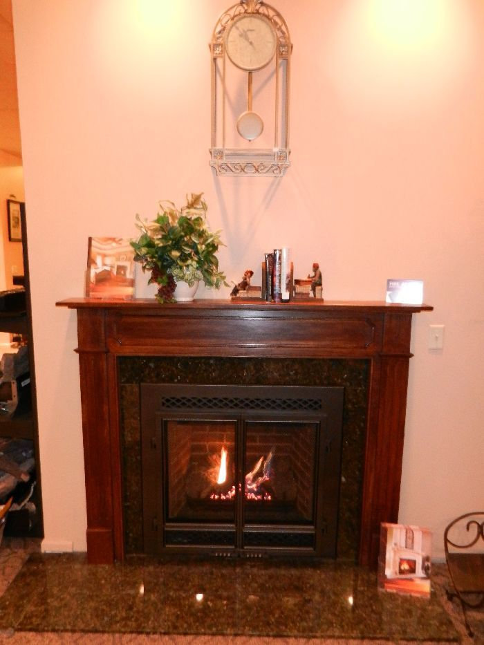 Majestic DVB400 Direct Vent Gas Fireplace   Gas Fireplaces   Pinterest