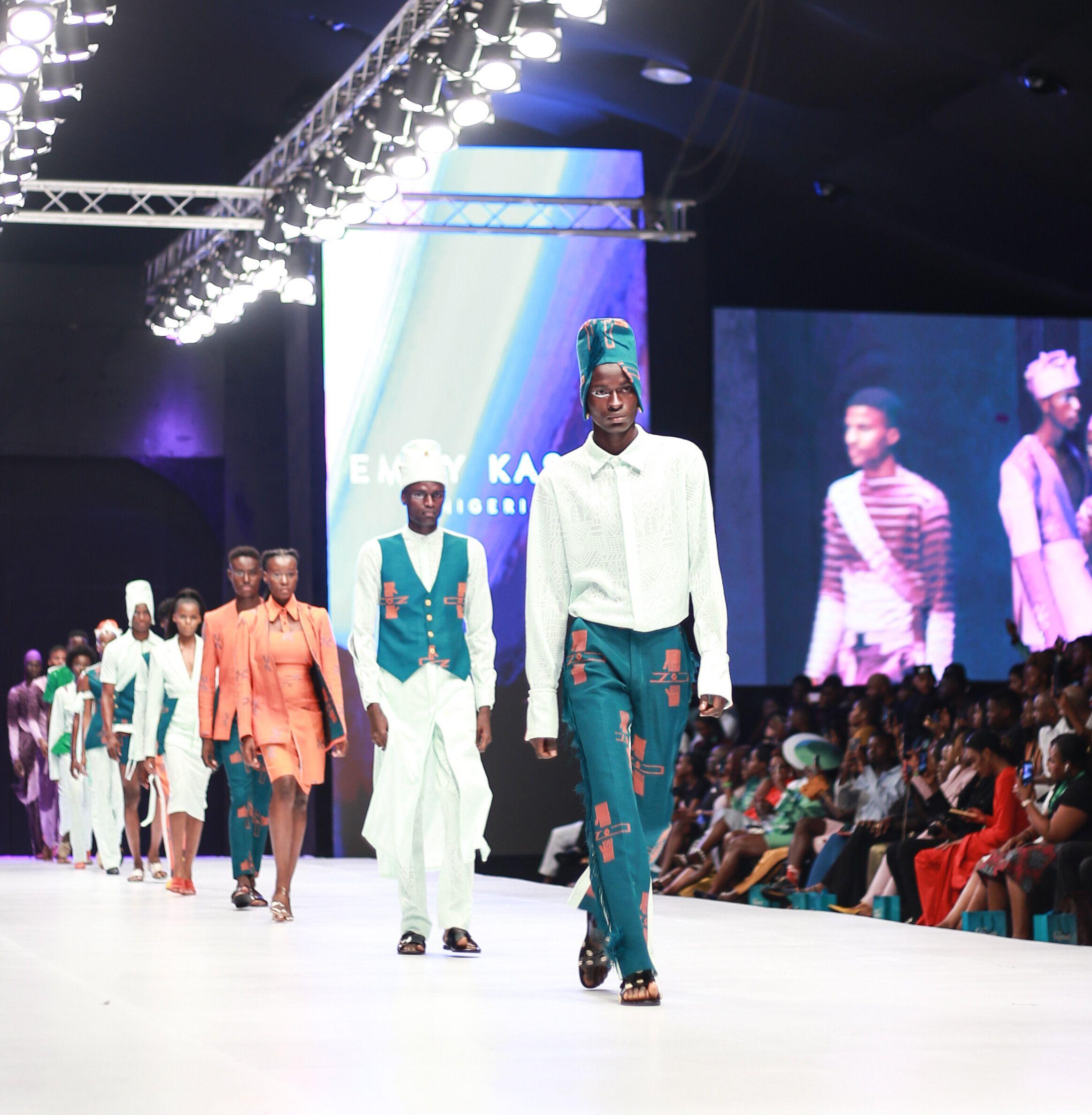 Emmy Kasbit At Heineken Lagos Fashion And Design Week Day 3 Copenhagen Fashion Week Mens Lifestyle Fashion Week