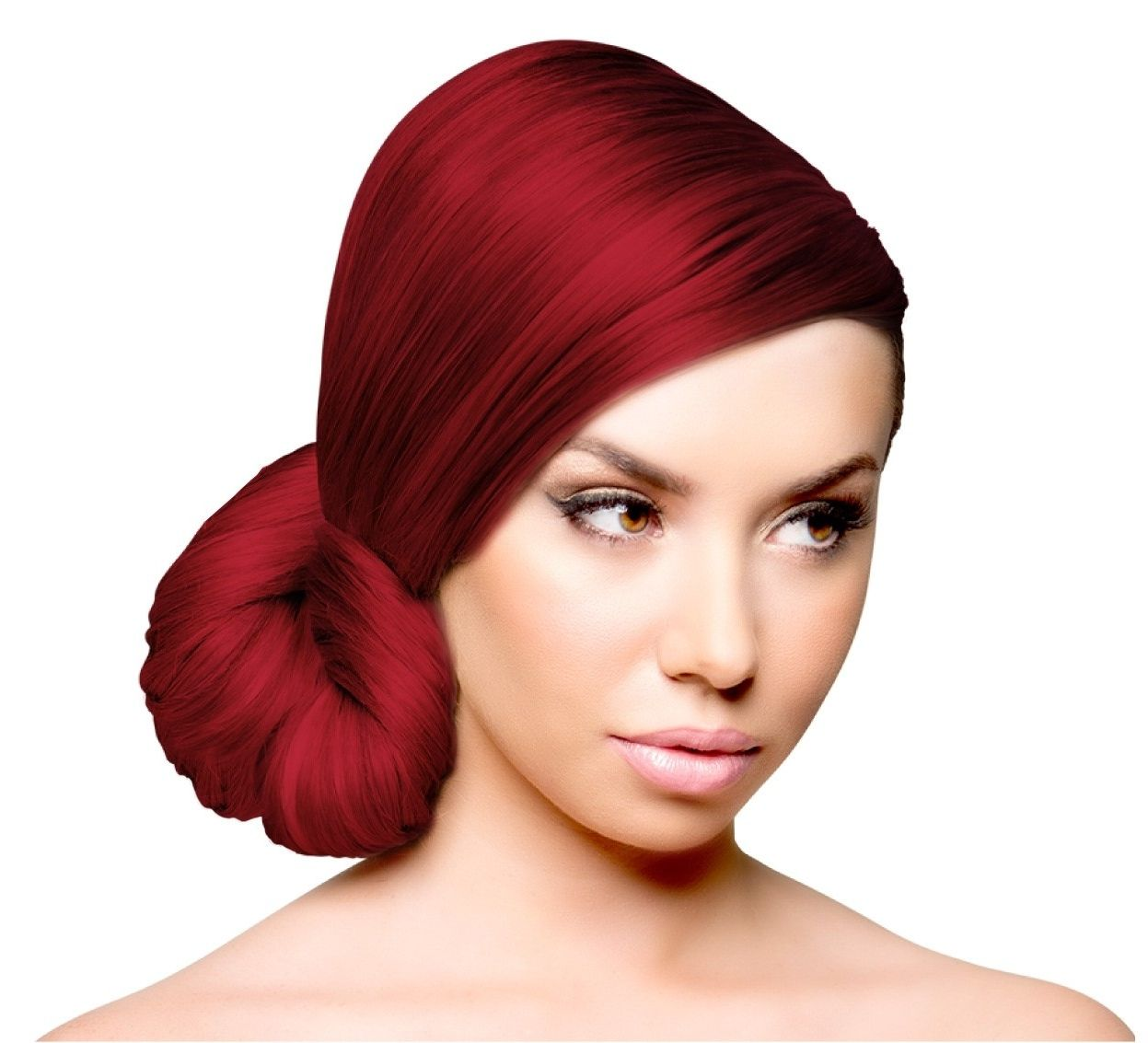 Dark Red Hair Color Sally's Best Hair Color for Brown