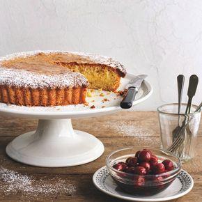 Pastel vasco - Baskischer Kuchen