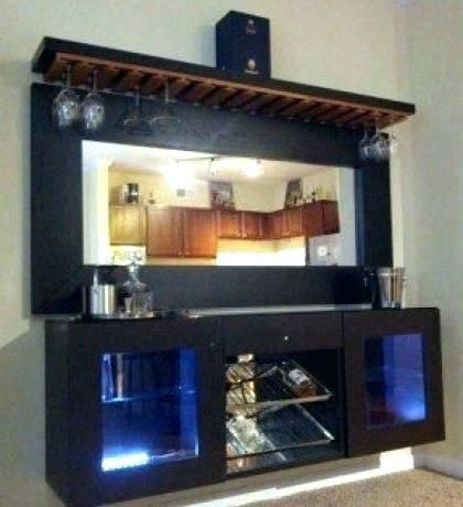 wall bar unit bar wall unit wall wine bar furniture custom luxury ...