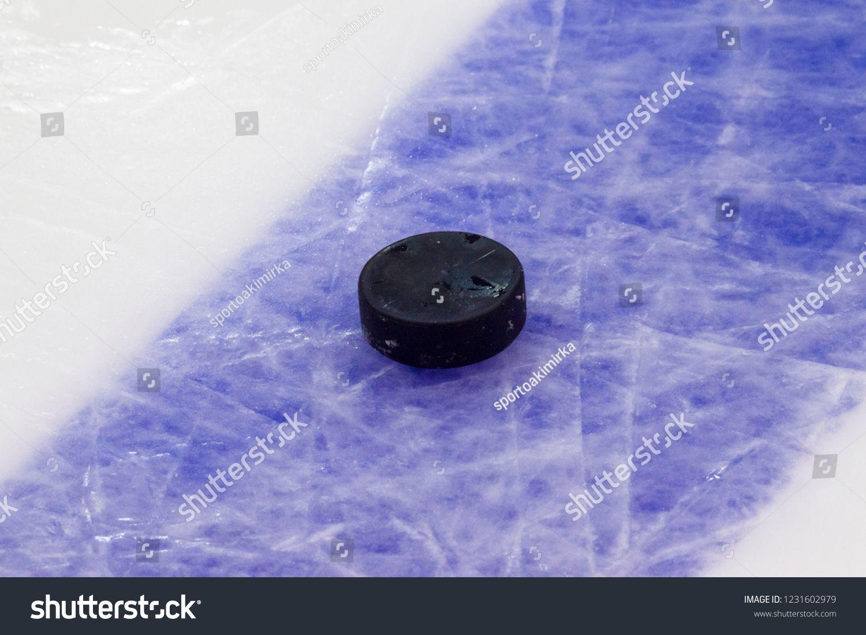 Puck On Ice Hockey Rink Surface Sport Background Ad Ad Hockey Ice Puck Rink Ice Hockey Rink Ice Hockey Hockey Rink