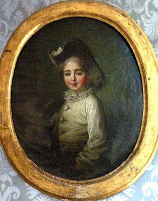 the essence of frenchness portraits of ladies and