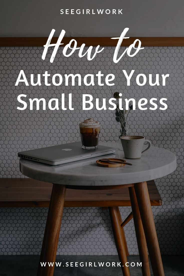 When you automate your business, you not only save time, reduce errors and improve your efficiency, but setting up automated systems means being proactive. #productivity #smallbusiness #automation #socialmedia #productivitytools
