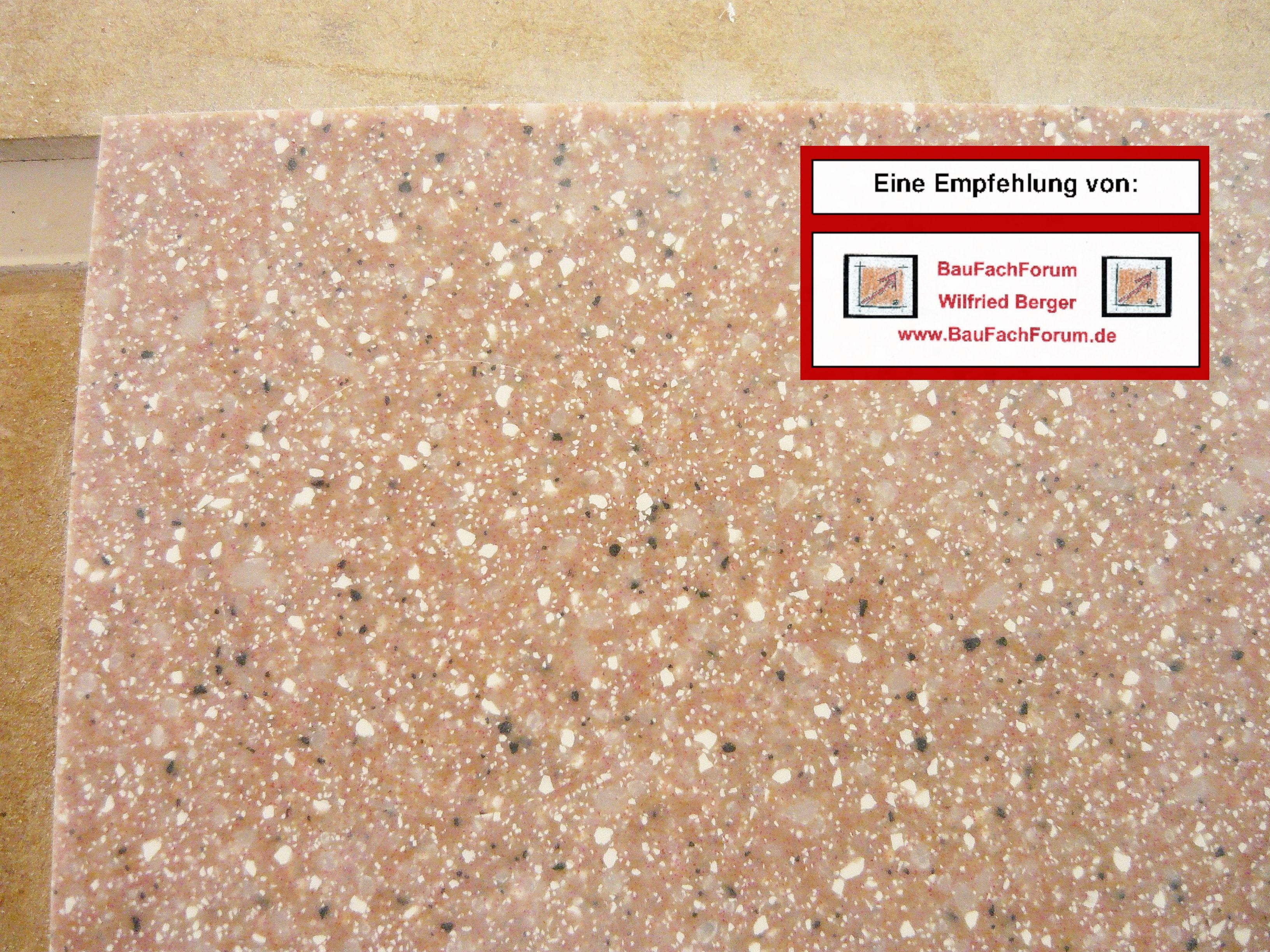 Baufachforum Schaden Sachverstandiger Wilfried Berger Verbindungsfugen Mineralsteinplatten Mineralwerkstoffe Getalit Wes Fortbildung Bau Fenster Einbauen