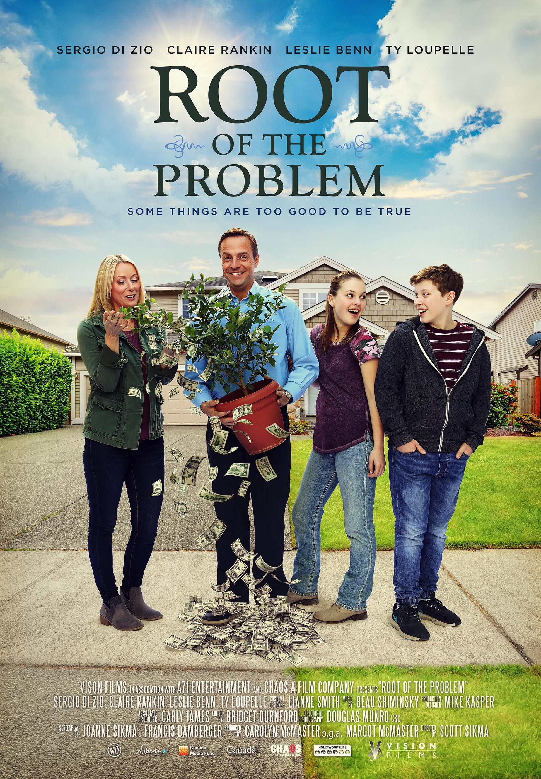 Root Of The Problem In 2020 Vision Film Christian Films Film Companies