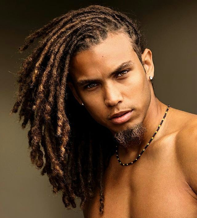 1000+ images about Semi Free Form Locs on Pinterest ...  |Dread Hairstyles Black Natural