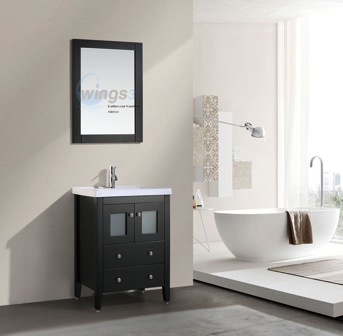 Bathroom Cabinet Manufacturers Ws 9017 24 01 With Images