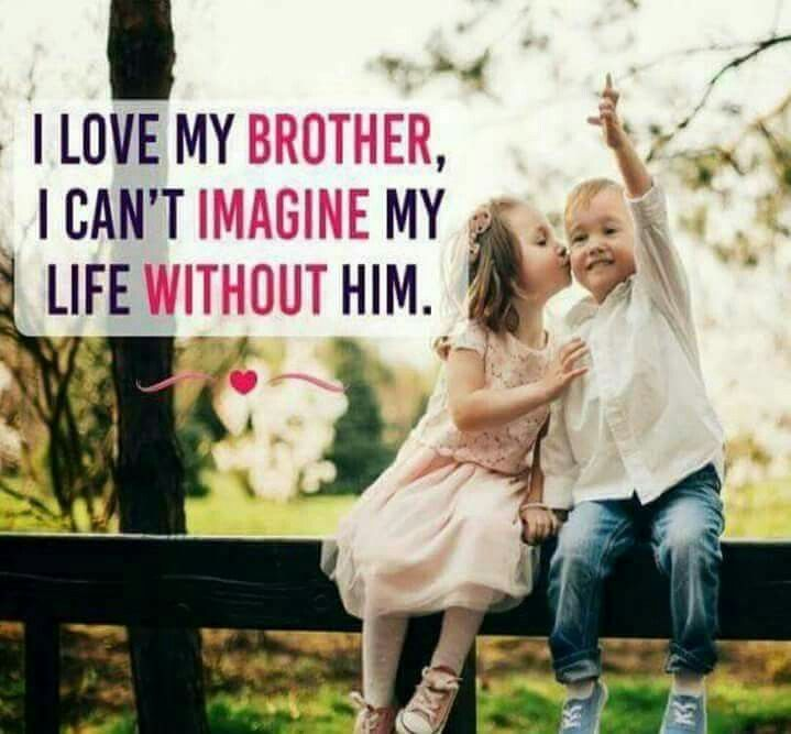 I Love Yu Soo Much My Dear Brother I Love My Brother Sibling Quotes Family Love Quotes