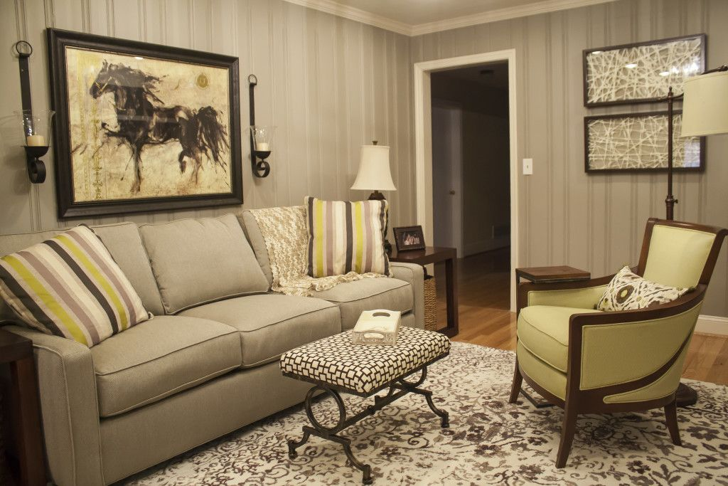 Forest Acres Family Room And Kitchen Before After Photos Part 1 Of 2 Amy Spencer Interiors Family Room Home House Bedrooms