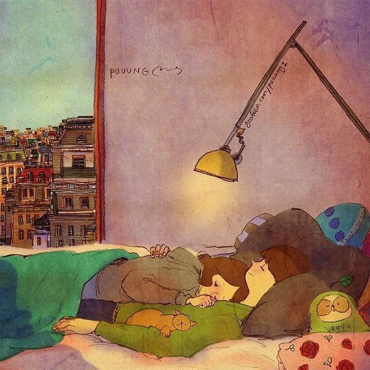 Goodnight VI – PadjaMayan