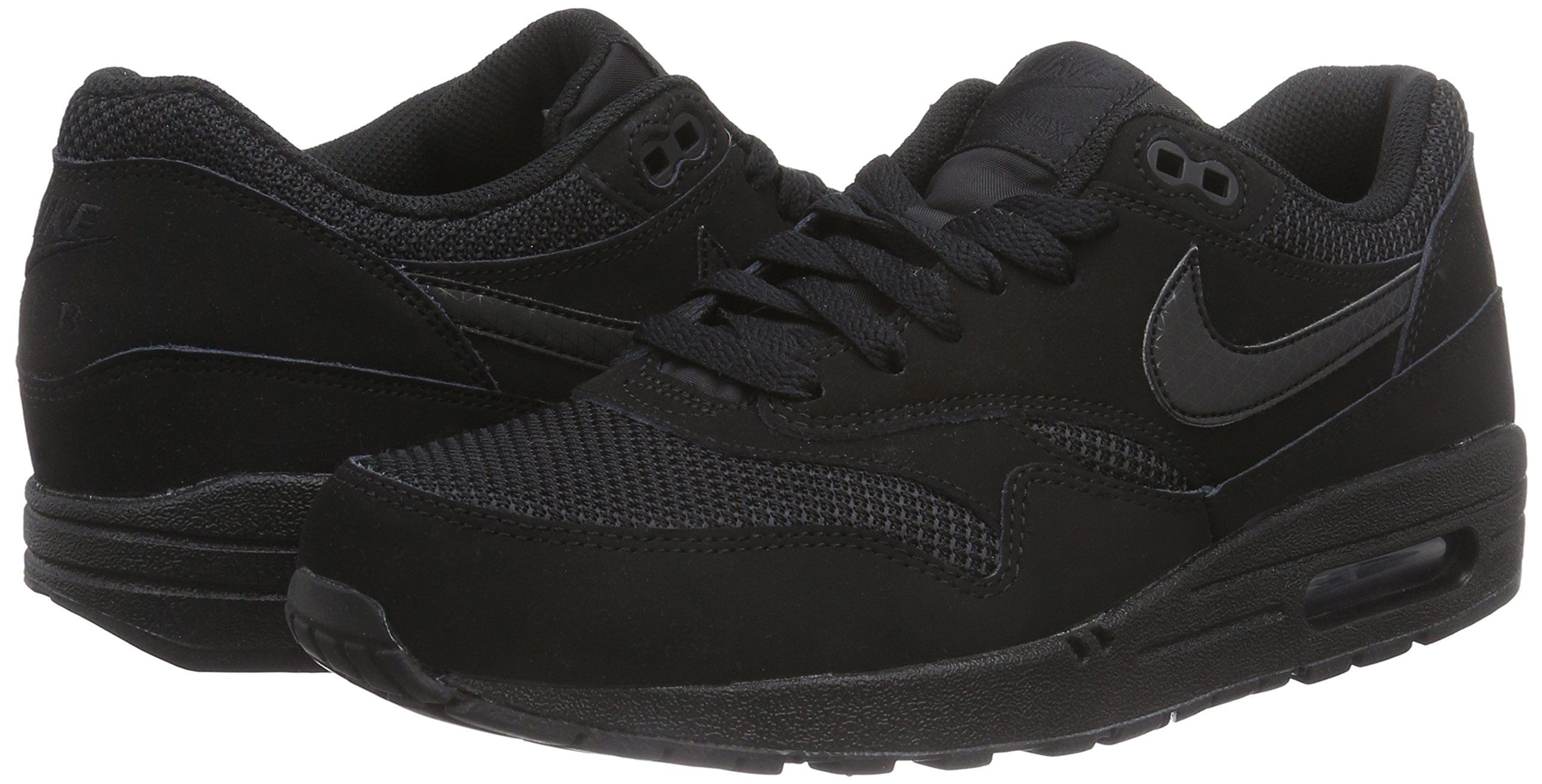 brand new 19eb0 7b1dd Nike Men s Air Max 1 Essential Black 537383-020 Black (SIZE  9)