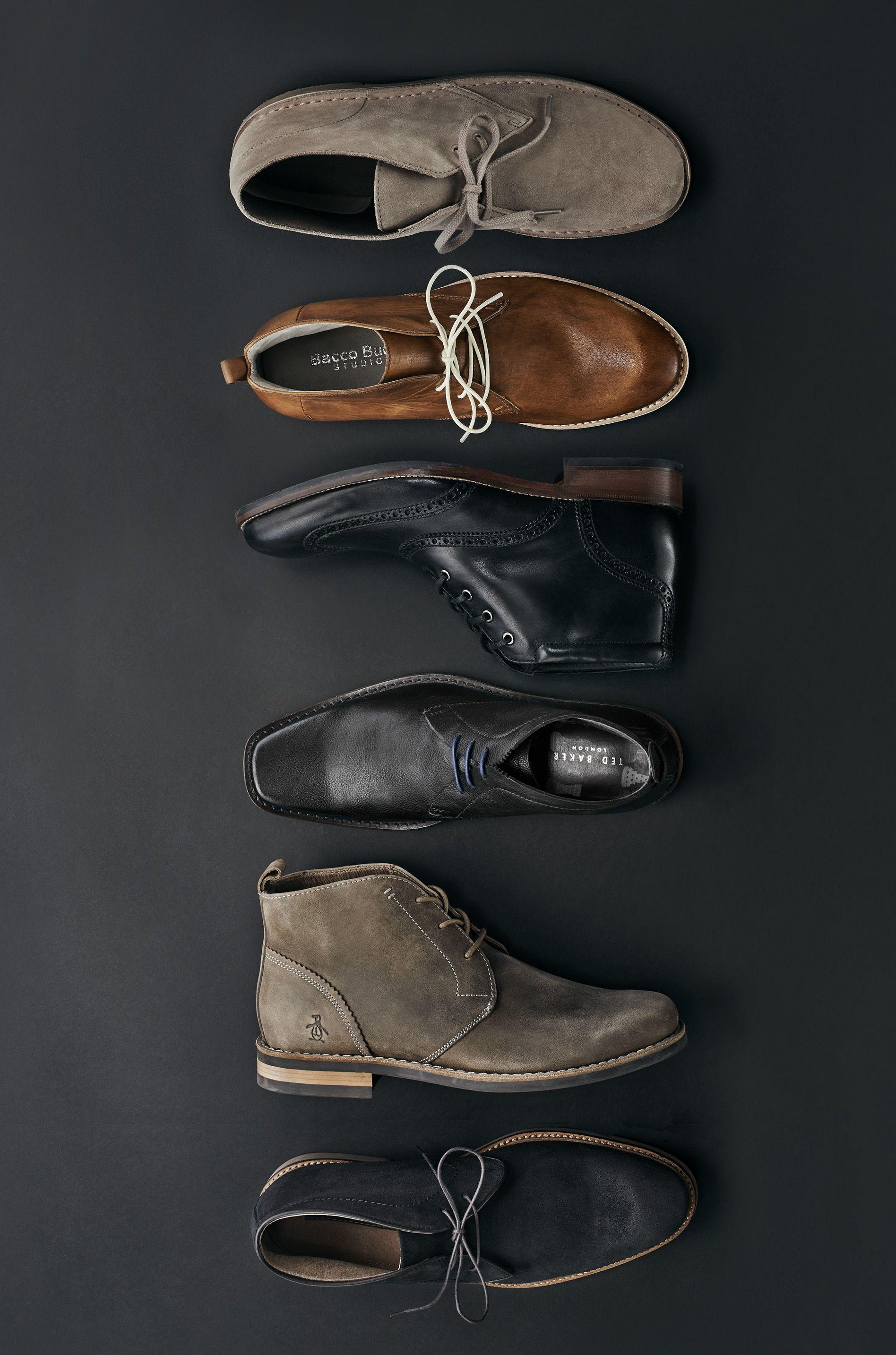 Boots Men's Shoes