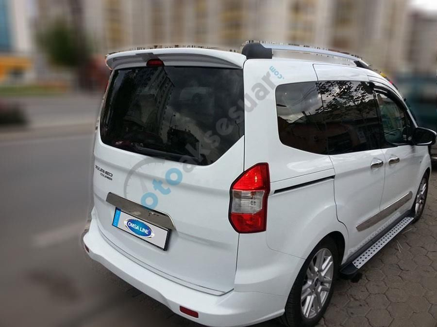 Ford Tourneo Courier 100 Stainles Steel Chrome Rear Grap Handle