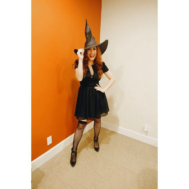 No Costume No Problem These Last Minute Ideas Are Almost Too Easy To Make Cute Witch Costume Witch Costume Diy Witches Costumes For Women