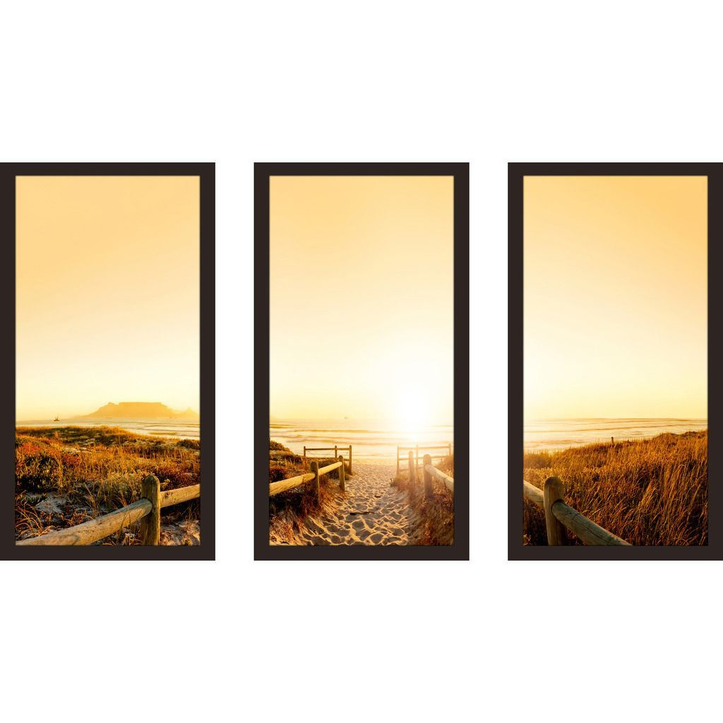 Awesome Set Of 3 Wall Art Crest - All About Wallart - adelgazare.info