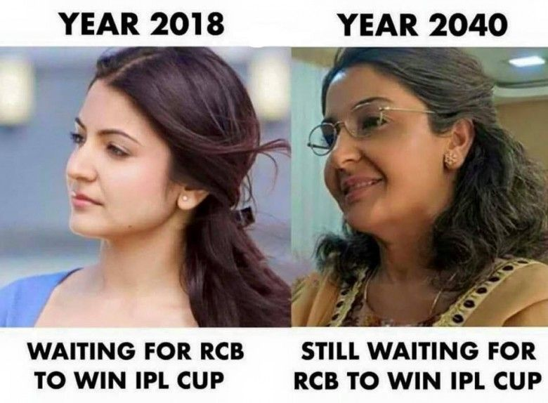 Funny Memes On Rcb After The Loss Masti Hub Funny Baby Memes Most Hilarious Memes Funny Joke Quote