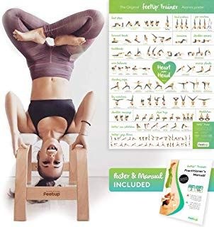 feetup trainer the original  invert safely  easily