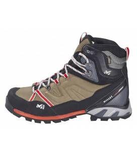Oferta botas montaña Salewa Alp Trainer Mid Gtx Verde