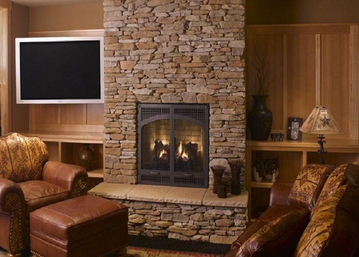 A Magic Innovative Natural Stone Fireplace Surrounds Traditional