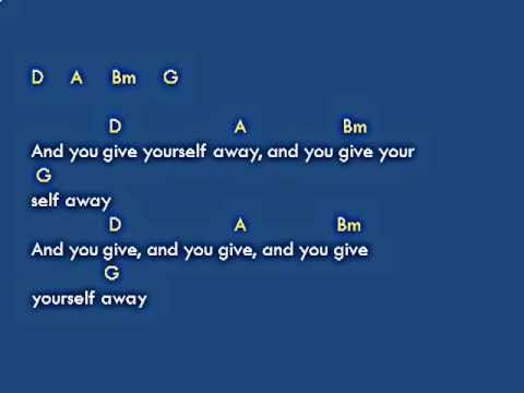 ▷ U2 - with or without you Lyrics and chords - YouTube