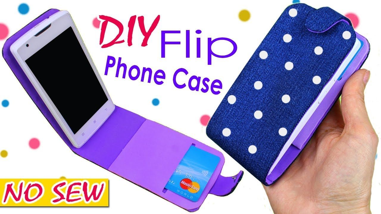 Diy Flip Phone Case Tutorial So Easy To Make Flip Phone Case Phone Cases Diy Phone