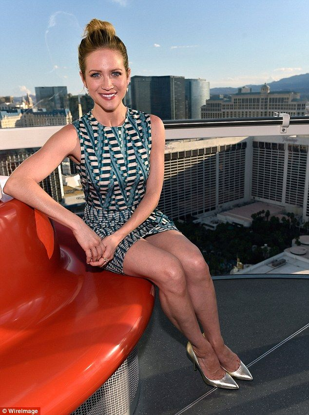 Brittany Snow Legs