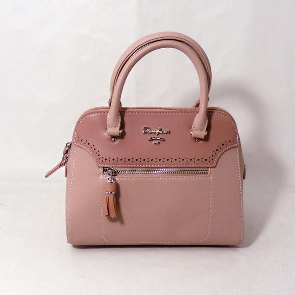 Bolso rosa bolsillo delantero.  bolso  accesorios  complementos  comprar   compraonline   6f5aa962c54