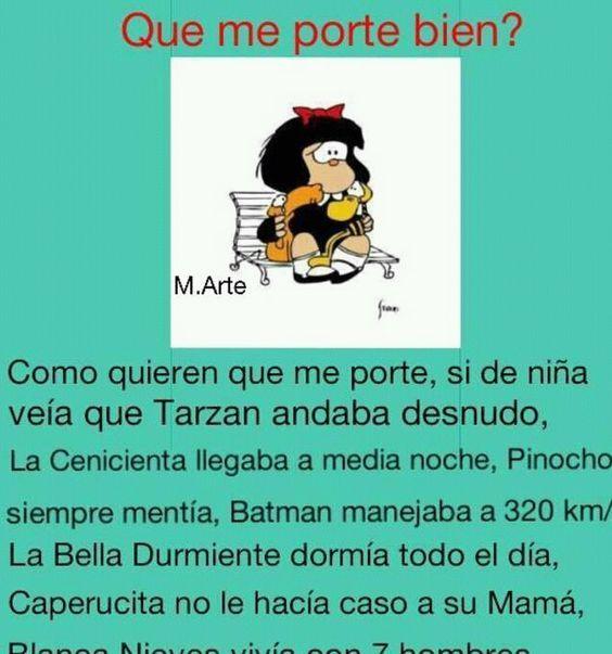 Sign In Mafalda Frases Chistes De Mafalda Imagenes De Mafalda
