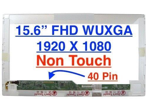 HP-Compaq 653273-001 laptop 15.6 WUXGA HD left connector LCD LED Display Screen - LaptopScreenz.com