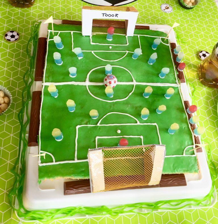 Fussball Kindergeburtstag Ideen Fur Eine Gelungene Fussball