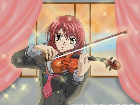 Hino Kahoko By Asherrazeofficial On Deviantart Anime Hino Anime Stars