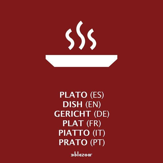 # #Plato  # # #Dish # #Gericht # #Plat  # #Piatto  # #Prato
