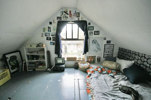 My room is shaped like this, now I want it like this...