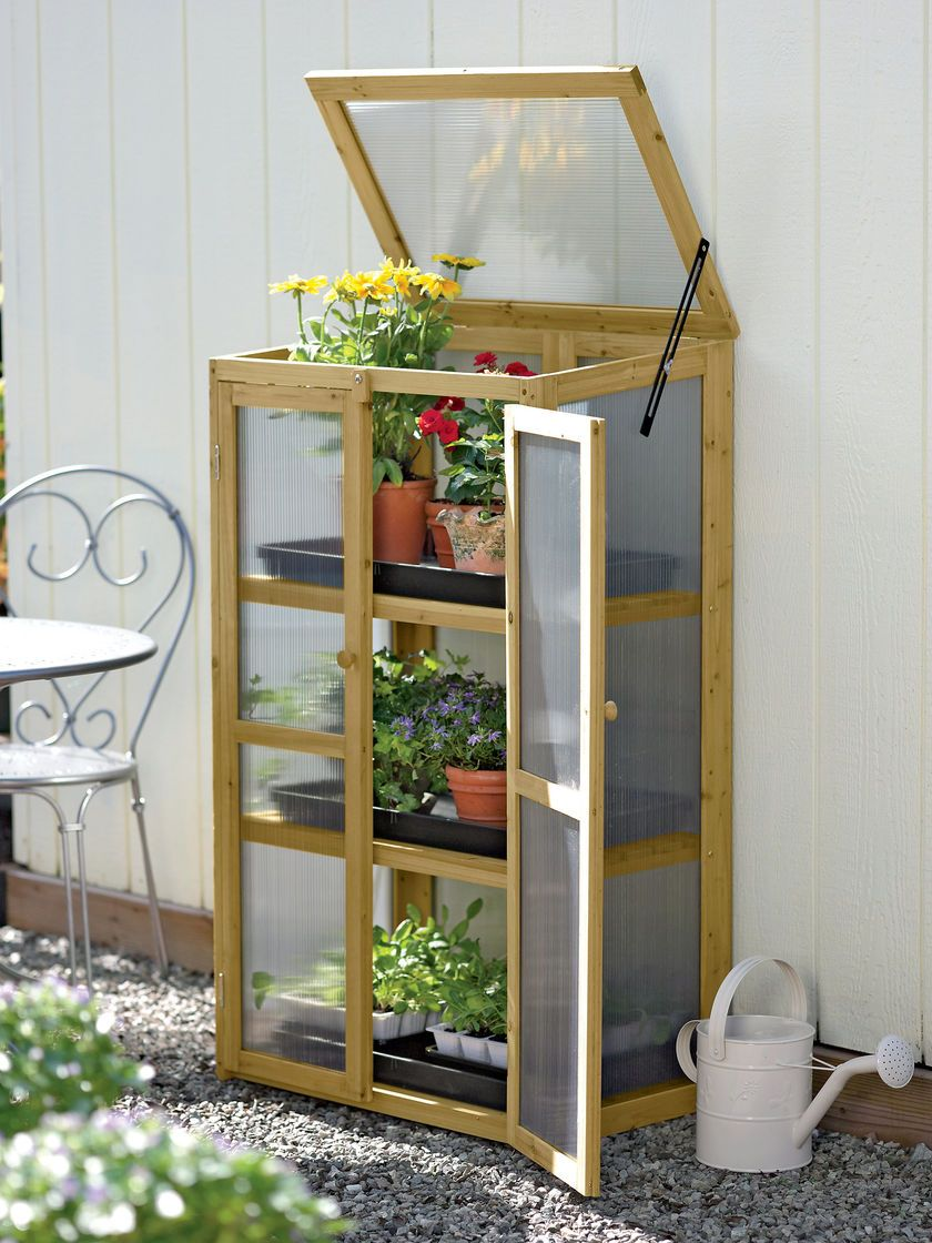 Compact Patio Grow House   Gardeneru0027s Supply Company