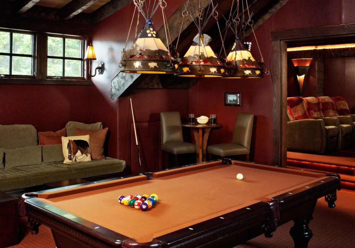 49 Cool Pool Table Lights To Illuminate Your Game Room Pool
