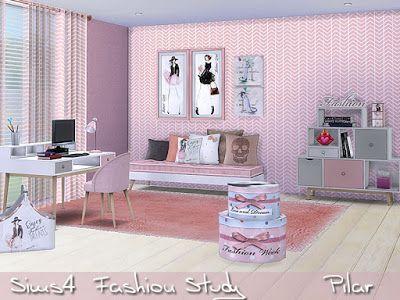 simcontrol.es: -Sims 4 - Bedroom
