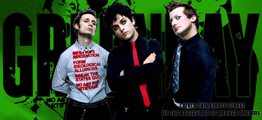 Green Day Merchandise