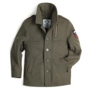 5 cool military style jackets for boys. Love this one from Appaman.