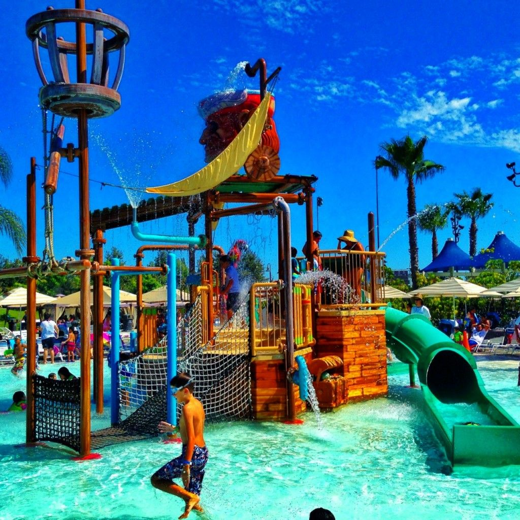 Going To The Water Park Water Park Splash Park Free Summer Activities