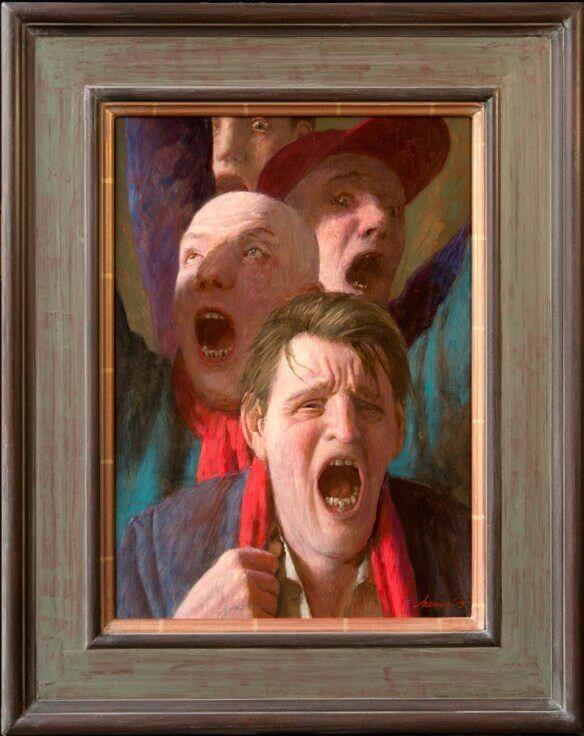 Surreal Paintings Of Kenne Gregoire Painting Surrealism