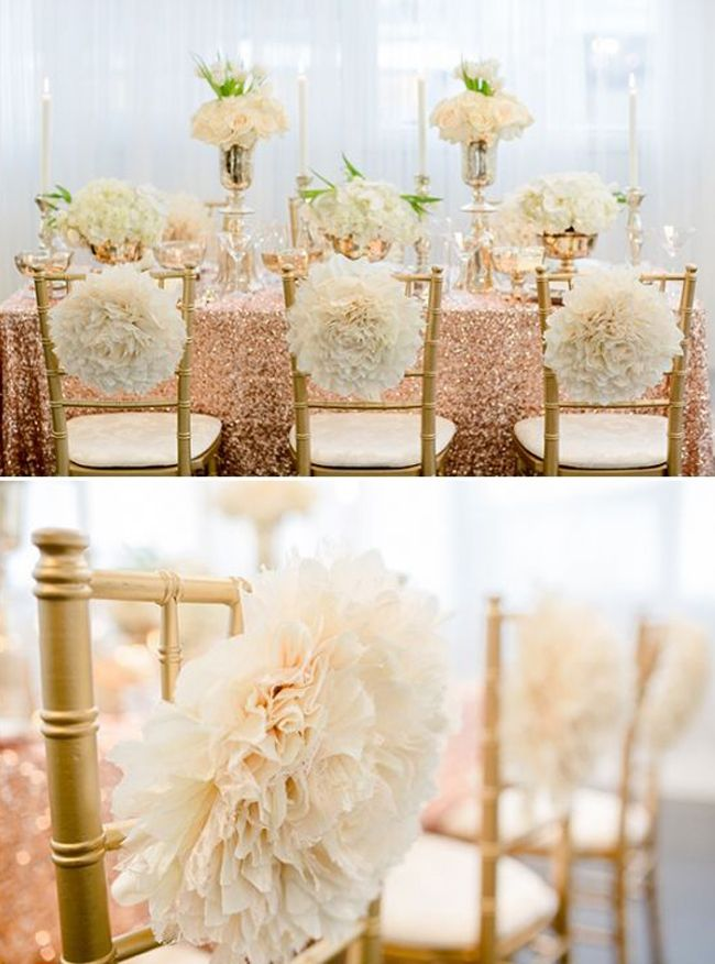 Amazing Wedding Chair Decorating Ideas 8