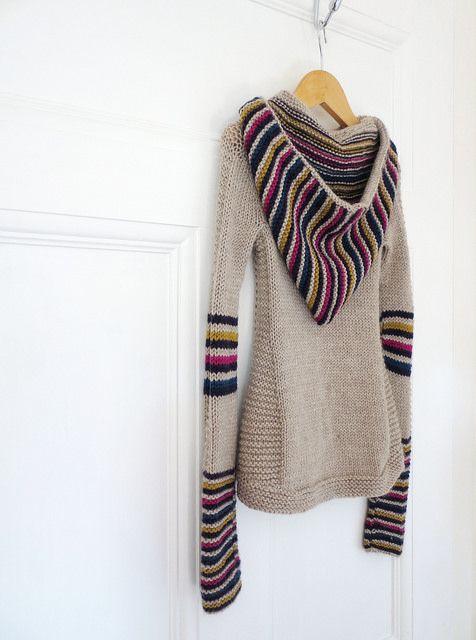 Abrigos crochet 2019